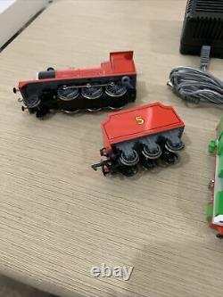 Bachmann Thomas The Train Thomas & Friends Lot Set E-z Plastic 12 Morceaux De Piste