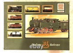 Berliner Bahnen Tt (1120) Ensemble De Trains À L'échelle Voies Manquantes Ob