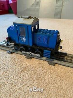Bundle Ferroviaire Vintage Lego 12v Trains, Piste, Modèles, Points D'origine