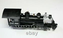 Énorme Bachman Electric Train Set Lot Casey Jones Engine, Cars, Partial Track
