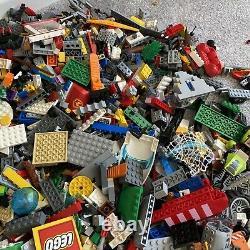 Énorme Lego Assorti Job Lot Bundle City Castle Chima Train Tracks No Figs 17.5 KG