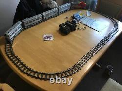 Ensemble De Train Lego 10020 10022 10025 Alimentation En Voie Et Moteur 9v Utilisé Santa Fe