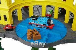 Fisher-price Thomas & Friends Station Super Set Railway Train Multicolor