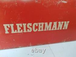 Fleischmann Piccolo 9372 N Gauge Train En Boîte Avec Des Voitures Moteur Aiguillage +