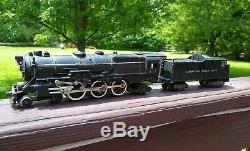 Gilbert American Flyer Set Train Locomotive Vapeur-boxcars Caboose Tracks + Plus