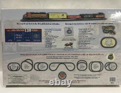 Ho Scale Ensemble Complet De Train Bachmann Rail Chief Model Railroad Layout Ez Track
