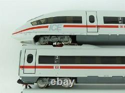 Ho Scale Piko 57194 Ice 3 Ensemble De Démarrage De Train De Voyageurs Avec Voie Et Contrôleur