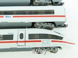 Ho Scale Piko 96943 Ice 3 Ns Set De Démarreur De Train De Voyageurs Avec Piste Et Contrôleur