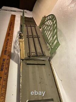 Jauge Standard Lionel D'avant-guerre-no. 100 Bridge & 2 Track Approaches- Rare Set Train