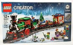 Lego 10254 10259 7499 Winter Holiday Train Village Station & Track New Sealed