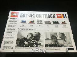 Lego 4002016 50 Ans Sur La Bonne Voie, Nouvelle, Collection