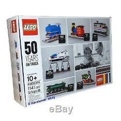 Lego # 4002016 Kladno Cadeau De Noël 2016 Cadeaux Des Employés 50 Ans Sur Piste