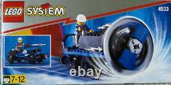 Lego 4533 Snowplow Train Track Déneigeur 9 Volt Train Railway Nouveau