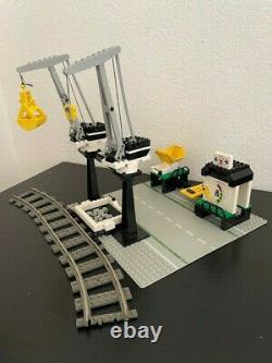 Lego 4559 & 4565 À La Fois 100% Complet + Pistes Supplémentaires