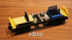 Lego 60052 Ville Trains Cargo Train, 28 Pistes, Camion, Chariot Élévateur, Figures Testée
