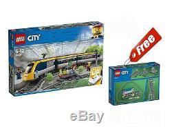 Lego 60197 Ville Train De Voyageurs Libre Piste Supplémentaire 60205 Tout Neuf Et Scellé Au