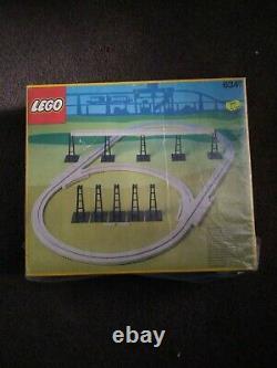 Lego #6347 Monorail Track Set Mint In Box Jamais Ouvert