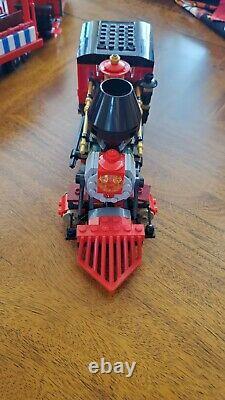 Lego 71044 Disney Train Et Station Bonus Voies Supplémentaires État Parfait