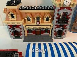 Lego 71044 Train Disney Et La Station 100% Complète Boîte Supplémentaire Piste