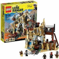 Lego 79110 The Lone Ranger Silver Mine Shootout Cascade Train Tracks Brand New