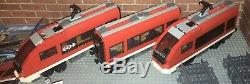 Lego 7938 Ville De Train De Voyageurs Red Tracks Manuels Figurines