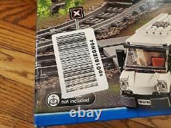 Lego City Cargo Train 60198 Bâtiment De Train À Télécommande Réglé Avec Les Voies Nib