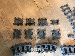 Lego City Train De Voyageurs À Grande Vitesse Avec Des Voies Supplémentaires, État De Fonctionnement