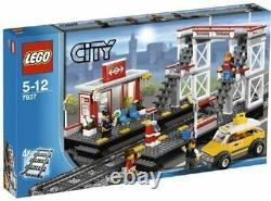 Lego City Train Station (7937) + 2 Ensembles Switch Tracks (7895) Nouveau Dans La Boîte