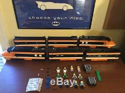Lego Creator Expert Horizon Express (10233) Complet Avec Track Implantation Et Pf