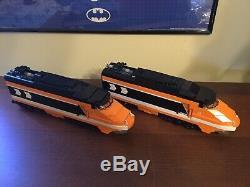 Lego Creator Expert Horizon Express (10233) Presque Complet, Track Agencement, Pf