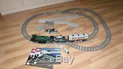 Lego Emerald Nuit Set 10194 Motorisé Avec Piste Complète
