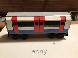 Lego London Métro Métro Train 4 Transports Compatibles Avec 12v Et 9v Piste