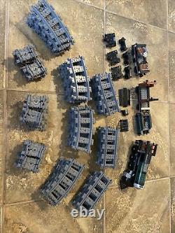 Lego The Lone Ranger Constitution Train Chase Utilisé Pas Complet Avec Plus De 70 Pistes