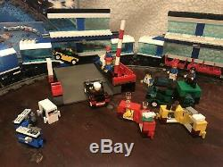 Lego Train 9v 4561 Railway Express Toutes Les Pièces En Boîte De Travail Piste Moteur