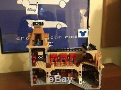 Lego Train Lot 7745 71044 60238 60197 7499 Disney Avec Passagers Track Agencement