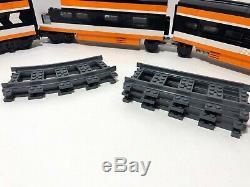 Lego Train Rc Train Horizon Express 10233. Très Rare. Voir Dsript + 5 Pistes