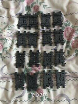 Lego Train Track 62 Straight, 132 Courbes, 4 Jeux De Points Et 48 Rails Flexibles