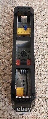 Lego Trains 9v Metroliner (4558) 100% Complet Withbox, Manuel Et Voie