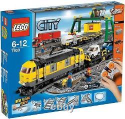 Lego Trains Steam Cargo Train 7939 Nouveau (pas De Boîte, Pas De Voie)