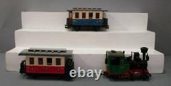 Lgb 20301us Train De Voyageurs Aucune Piste / Transformateur / Box
