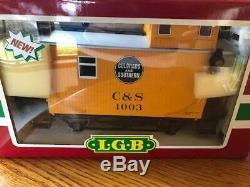 Lgb Lehmann-gross-bahn Electronique Train Voitures Moteur Rail De Commande Intérieure Sur /