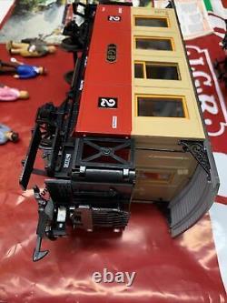 Lgb Us The Big Train Excellent État Withoriginal Box Avec No Track De Sac De