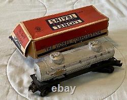 Lionel 1467w Erie Freight Train Ensemble, Transformateur, Voie Et 3472 Milk Car