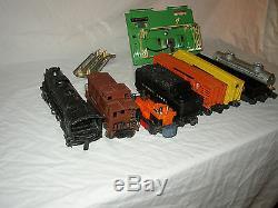 Lionel 2026 Moteur Train & Cattle Yard, Piste Gang Car Lot # U-5