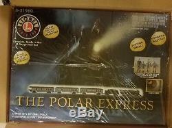 Lionel 6-31960 Le Polar Express Train Box O Sealed Échelle Voitures Et Piste Nouveau