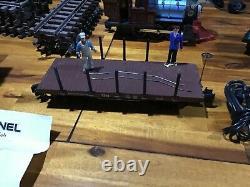 Lionel 8-81000 Gold Rush Set De Train De Modèle Spécial Avec Piste Et Plus (lot-z)