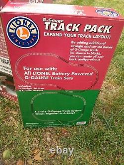 Lionel A Christmas Story Train Set Nib Modèle 7-1177 Avec Free Track Pack