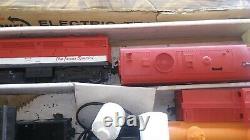 Lionel Electric Train Set N ° 11560 Vintage D'après-guerre Dans La Boîte Originale