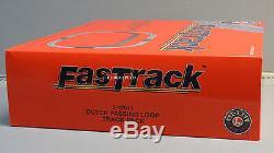 Lionel Fastrack Lot Track Suremballage Décès Train Interrupteur Boucle Rapide 6-12031