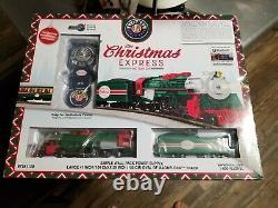 Lionel Ho Échelle De Noël Express Sets Strouge Santa Santa Track 871811020